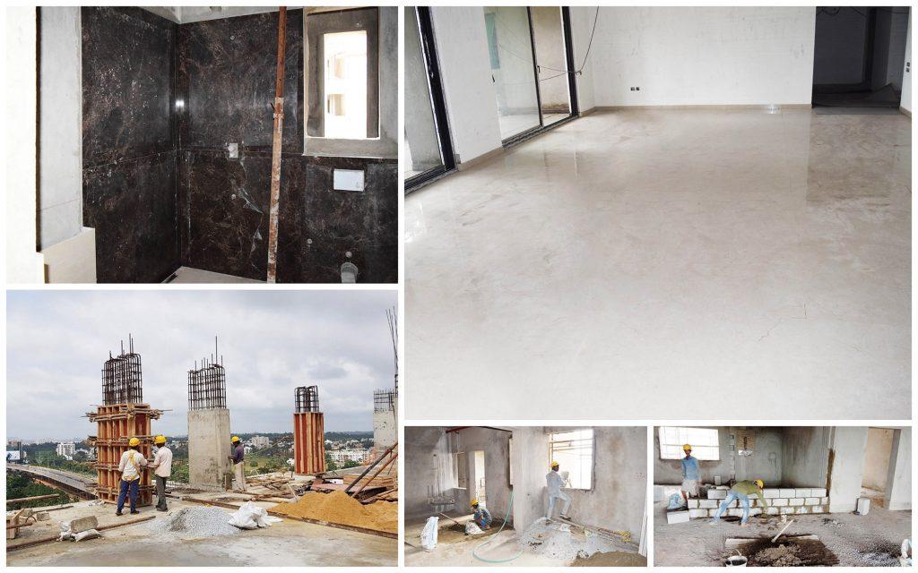 Project progress on September 2018