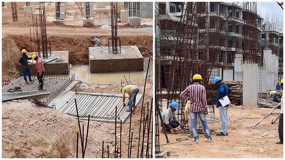 Project progress on July 2019