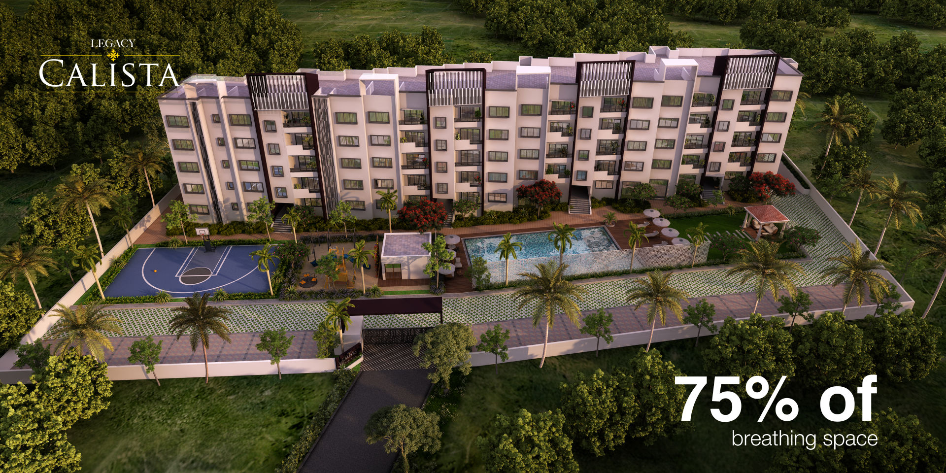 Apartments for Sale in Yelahanka(2BHK & 3BHK) at your