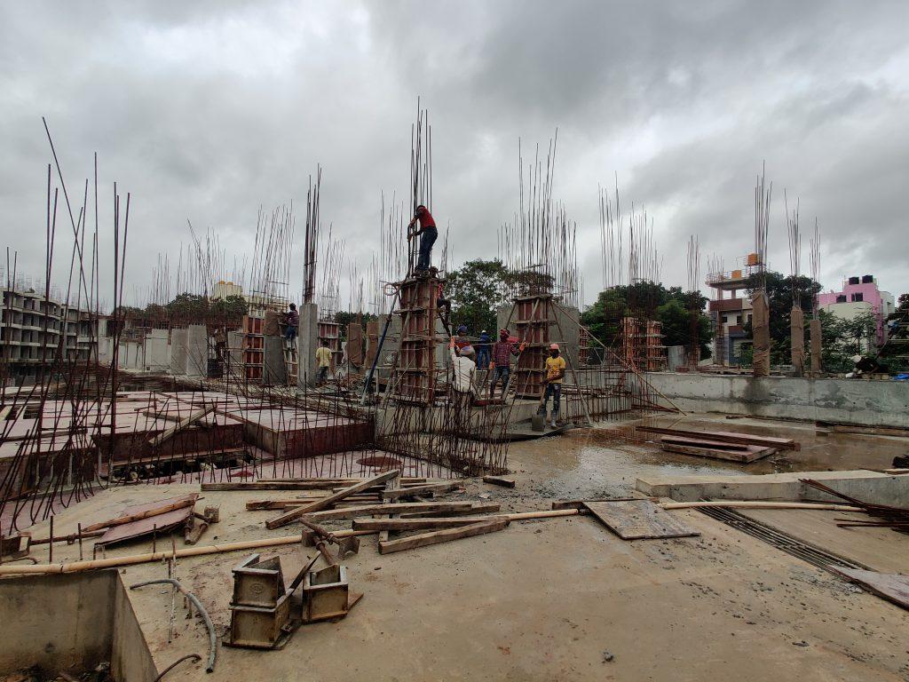 Project progress on July 2021